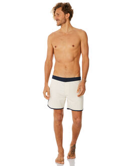 LIGHT CREAM MENS CLOTHING HURLEY BOARDSHORTS - AQ0233200