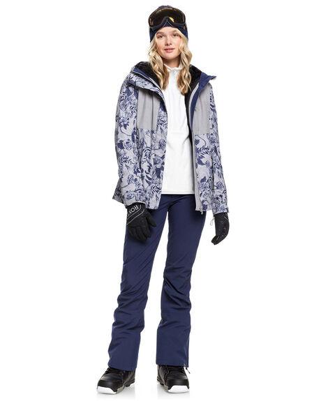 HEATHER GREY BOARDSPORTS SNOW ROXY WOMENS - ERJTJ03231-SJE1