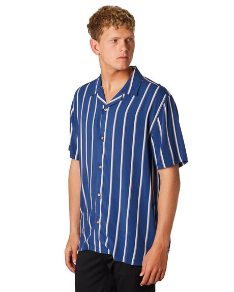 BLUE OUTLET MENS SWELL SHIRTS - S5202173BLUE