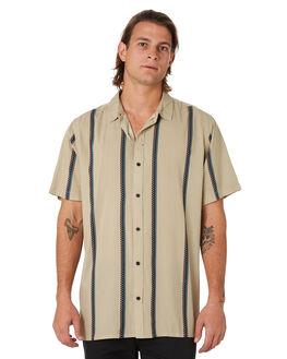 FLINT MENS CLOTHING GLOBE SHIRTS - GB01914005FLNT