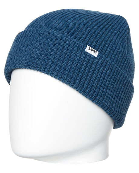 INSIGNIA BLUE MENS ACCESSORIES BANKS HEADWEAR - BE0020ISB