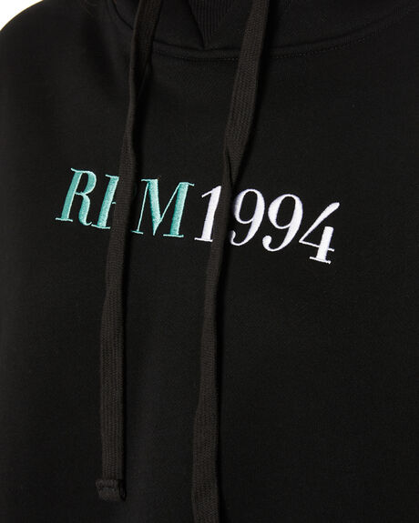 BLACK WOMENS CLOTHING RPM JUMPERS - 20WW11BBLK