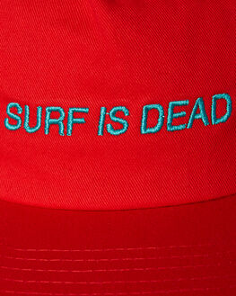 CHILLI MENS ACCESSORIES SURF IS DEAD HEADWEAR - SD18HA6-02TEA