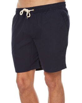 NAVY MENS CLOTHING ACADEMY BRAND SHORTS - 18S624NVY