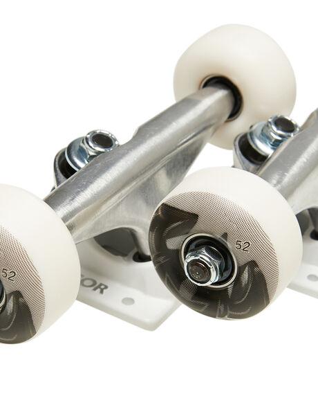 WHITE BOARDSPORTS SKATE TENSOR TRUCKS ACCESSORIES - 10415312WHT