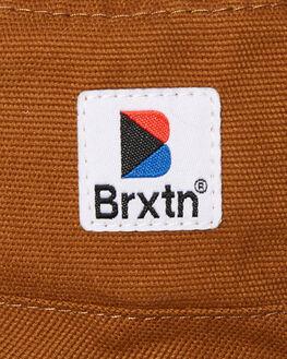 COPPER MENS ACCESSORIES BRIXTON HEADWEAR - 00970COPPR