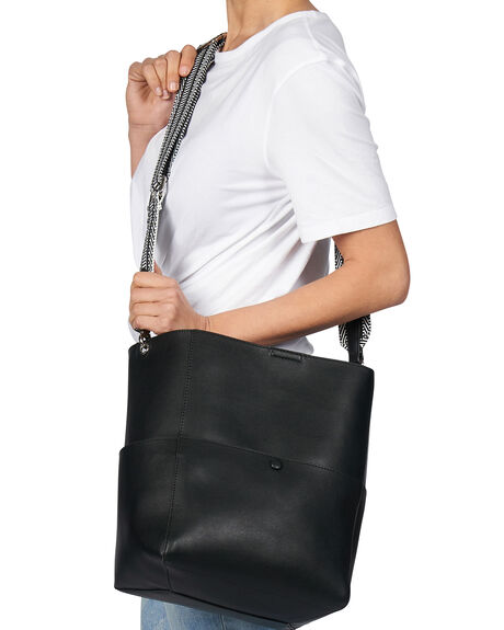 BLACK WOMENS ACCESSORIES URBAN ORIGINALS BAGS + BACKPACKS - 50-1400BLK