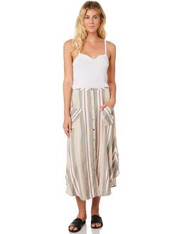 MULTI WOMENS CLOTHING O'NEILL SKIRTS - FA8415003MUL