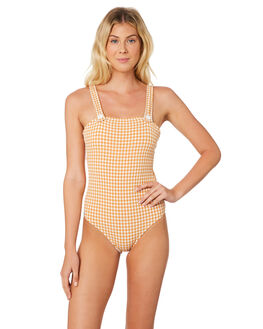 GINGER WOMENS SWIMWEAR RHYTHM ONE PIECES - JAN19W-SW15-GIN