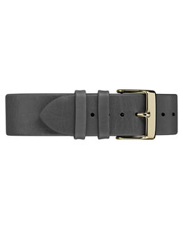 GOLD BLACK LEATHER MENS ACCESSORIES TIMEX WATCHES - TW2R26000GLDBK