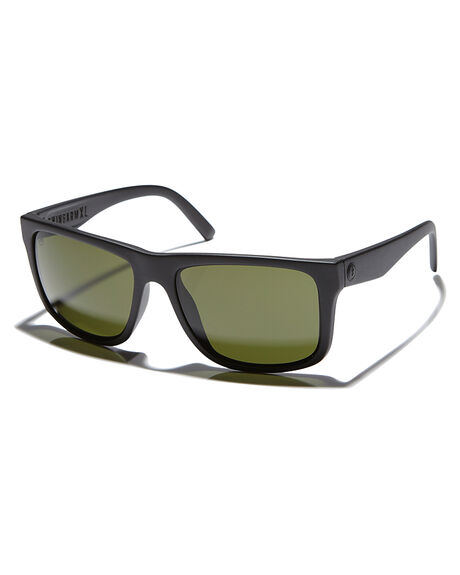 MATTE BLACK GREY MENS ACCESSORIES ELECTRIC SUNGLASSES - EE15901020MTBLK