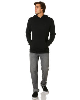 BLACK MENS CLOTHING VOLCOM JUMPERS - A5331900BLK