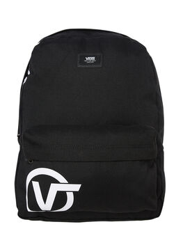 OTW BLACK MENS ACCESSORIES VANS BAGS + BACKPACKS - VNA3I6ROFBBLK