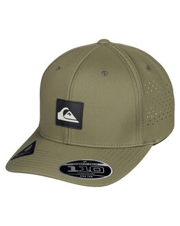 KALAMATA MENS ACCESSORIES QUIKSILVER HEADWEAR - AQYHA04559-GZH0