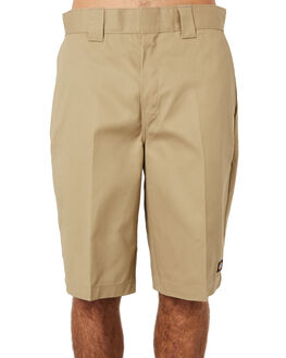 KHAKI MENS CLOTHING DICKIES SHORTS - K3130803KHA