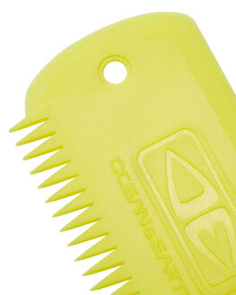 YELLOW BOARDSPORTS SURF OCEAN AND EARTH WAX - SAWX62YEL