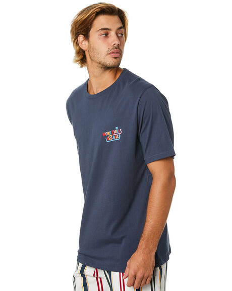 SLATE MENS CLOTHING BARNEY COOLS TEES - 110-Q120SLATE