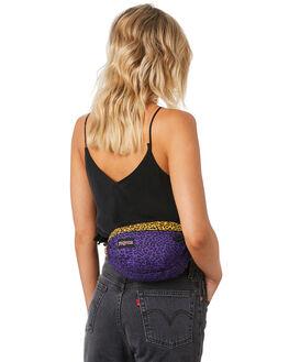 PURPLE LEOPARD LIFE WOMENS ACCESSORIES JANSPORT BAGS + BACKPACKS - JS00TAN1-JS5P8