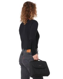 BLACK WOMENS ACCESSORIES RIP CURL BAGS + BACKPACKS - LUTHG10090