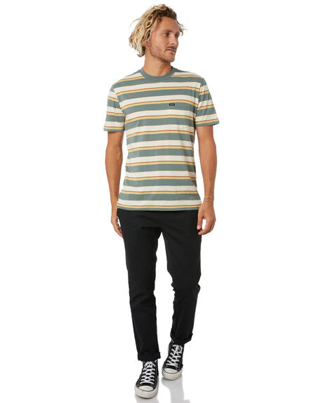 CYPRESS MENS CLOTHING BRIXTON TEES - 02007CYPRE