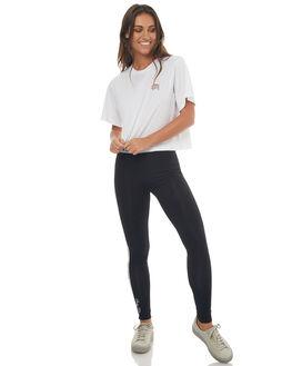 BLACK WOMENS CLOTHING STUSSY PANTS - ST172609BLK