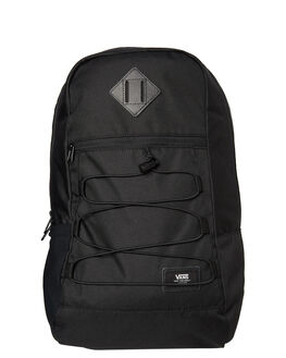 BLACK MENS ACCESSORIES VANS BAGS + BACKPACKS - VNA3HCBBLKBLK