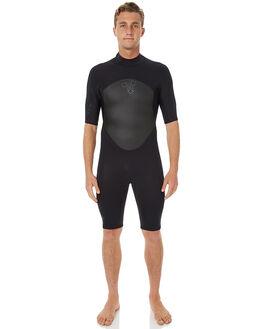 BLACK SURF WETSUITS XCEL SPRINGSUITS - MX21AOS6BLK