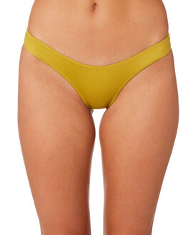 KIWI WOMENS SWIMWEAR STONE FOX SWIM BIKINI BOTTOMS - 1024BKIWI