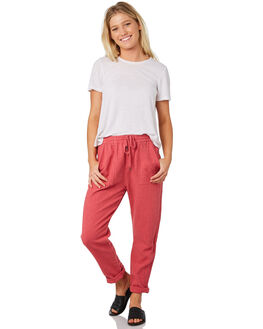 VINTAGE ROSE WOMENS CLOTHING RUSTY PANTS - PAL0994VRS