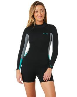 BLACK BOARDSPORTS SURF PEAK WOMENS - PQ166L0090