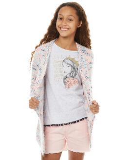 CREAM KIDS GIRLS EVES SISTER JUMPERS - 9990097CRM