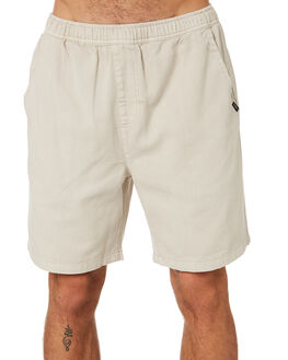 BONE MENS CLOTHING THRILLS SHORTS - TR9-310CBNE
