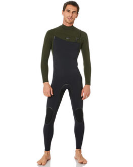 BLACK GREEN BOARDSPORTS SURF ADELIO MENS - 32CDS16BLK