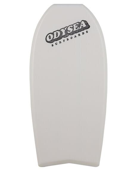 WHITE BOARDSPORTS SURF CATCH SURF BODYBOARDS - ODY45-KRWH20