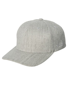 HEATHER GREY KIDS BOYS FLEX FIT HEADWEAR - 171Y004HGRY