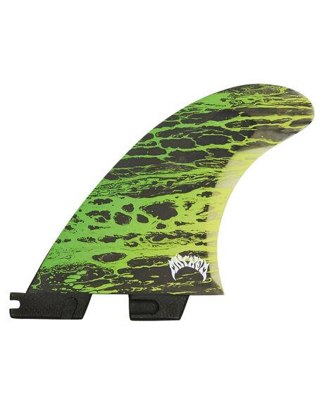 GREEN BOARDSPORTS SURF FCS FINS - FMBM-CC03-MD-TS-RGRN