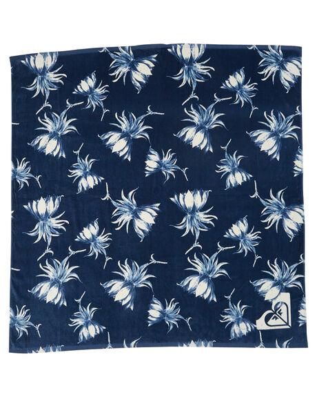 CADAQUES FLOWER WOMENS ACCESSORIES ROXY TOWELS - ERJAA03364BTK8