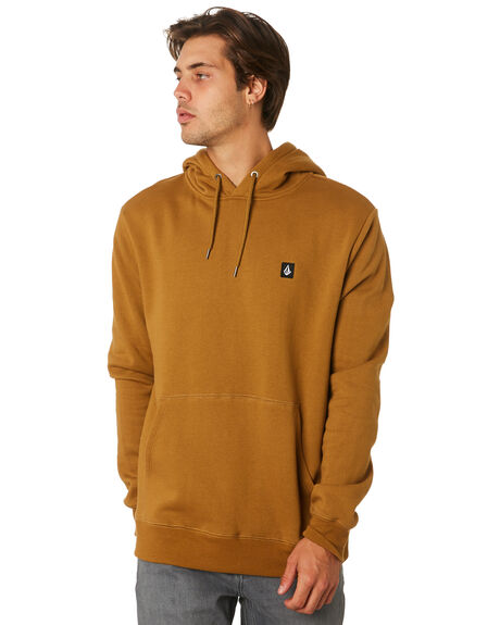RUST MENS CLOTHING VOLCOM JUMPERS - A4131902RST