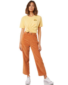 SPICE WOMENS CLOTHING AFENDS PANTS - W181452SPI