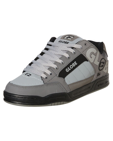 GREY CARBON MENS FOOTWEAR GLOBE SNEAKERS - GBTILT14306