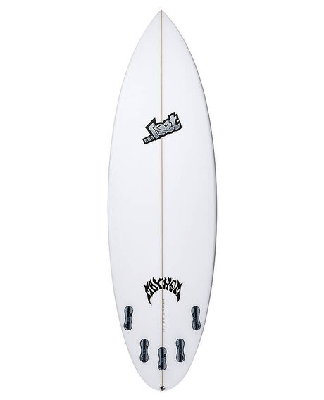 CLEAR SURF SURFBOARDS LOST PERFORMANCE - LOMINIDRIVERCLR