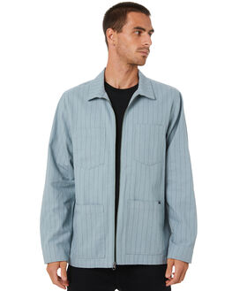 COOL BLUE MENS CLOTHING VOLCOM JACKETS - A1512001CLU