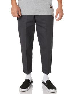 CHARCOAL MENS CLOTHING DICKIES PANTS - K3190902CHAR