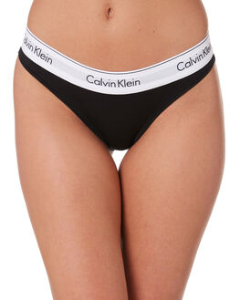 BLACK WOMENS CLOTHING CALVIN KLEIN SOCKS + UNDERWEAR - BF3787001