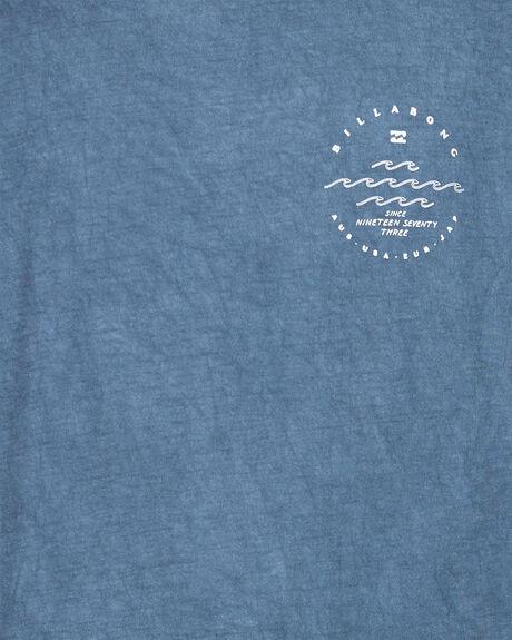 DARK INDIGO MENS CLOTHING BILLABONG TEES - BB-9507001-D08