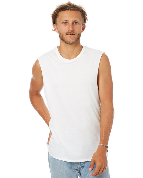 OFF WHITE MENS CLOTHING SWELL SINGLETS - S5164271OWHT