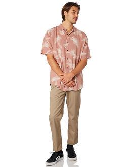 DUSTY OCRE MENS CLOTHING GLOBE SHIRTS - GB01824004DUSTY