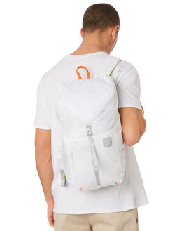 WHITE MENS ACCESSORIES HERSCHEL SUPPLY CO BAGS + BACKPACKS - 10597-02547-OSWHT
