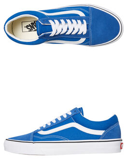LAPIS BLUE WOMENS FOOTWEAR VANS SNEAKERS - SSVNA38G1VJILBLUW