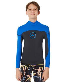 GRAPHITE BLACK BOARDSPORTS SURF QUIKSILVER BOYS - EQBW803004XBKB